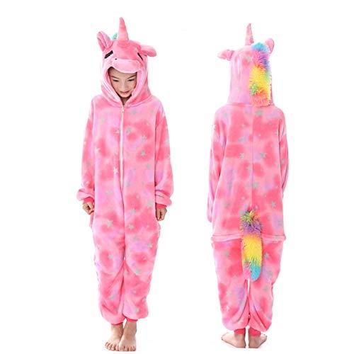 Pijama Unicornio Niños Kigurumi Onesie Unicornio