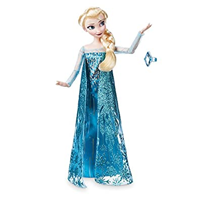 Disney Elsa Classic Doll with Ring - Frozen - 11 ½ Inches