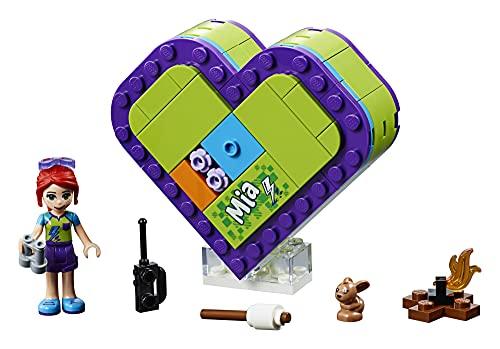 Lego 41358 Friends Mias Herzbox (Vom Hersteller Nicht mehr verkauft)