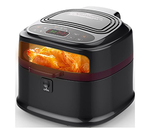 Libre de Humo Compact Power Air Fryer Sin Aceite Healthier