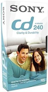 Sony 4E240CD Cinta de Casete - Cinta de Audio/Video