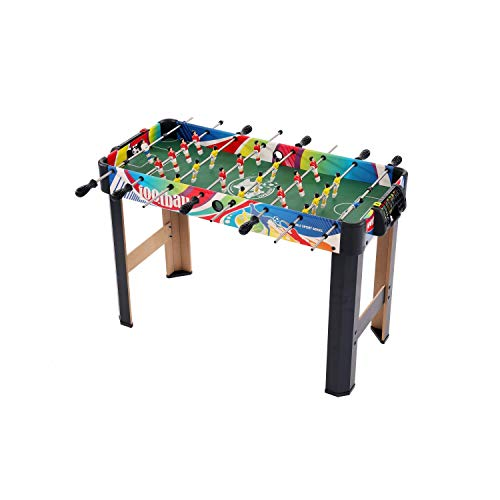 Oypla Fun Family Activity Soccer Bar Football Fusball Table Game