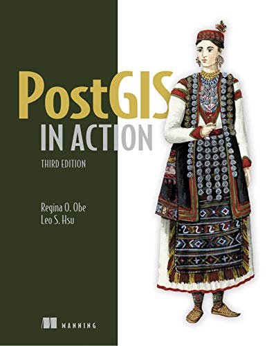 PostGIS in Action, Third Edition