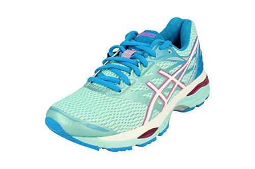 ASICS T6C8N6701, Zapatillas de Running para Mujer, Azul (Aqua Splash / White...