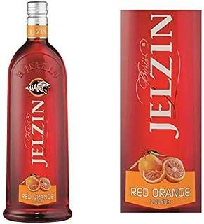Jelzin Vodka Boris Jelzin Blutorange Vodka 0,7 Liter