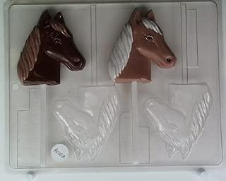 Horse head Lollipop mold AO102