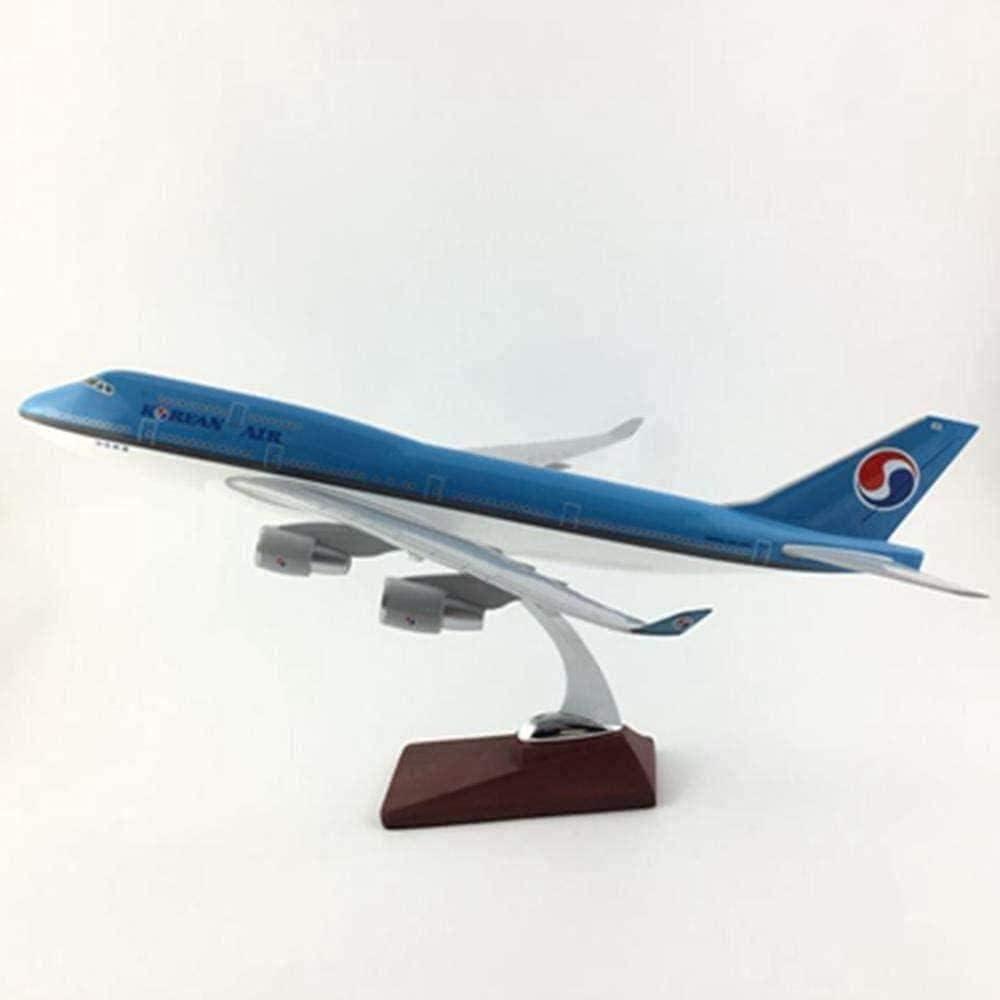 N-Y 45-47CM Korean AIR Airways Model Aircraft Plane Ai Long-awaited Toy Spring new work