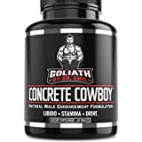 Goliath by Dr. Emil Concrete Cowboy - Male Enhancement Supplement - Libido and...
