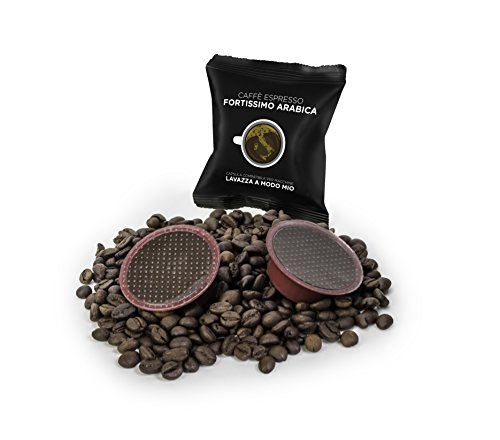 400Lavazza a Modo Mio (R) compatible Café Cápsulas Fortissimo Laco mpatibile