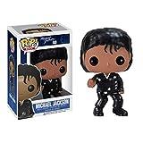 Funko Pop Rock : Michael Jackson (Bad) 3.9inch Vinyl Gift for Boys Music Fans SuperCollection