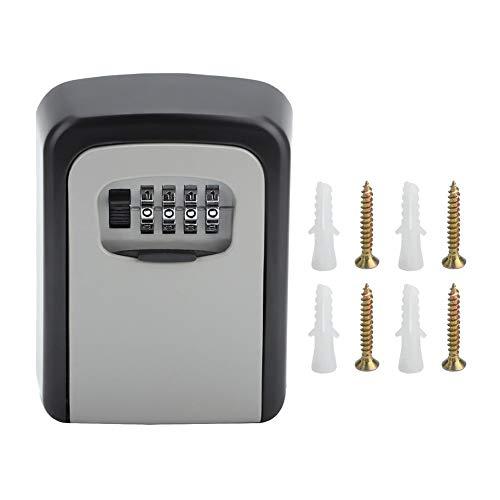 idalinya Caja para Llaves de Seguridad, Caja para Cerradura de Seguridad, fácil de Recordar Fácil operación Simple para el hogar