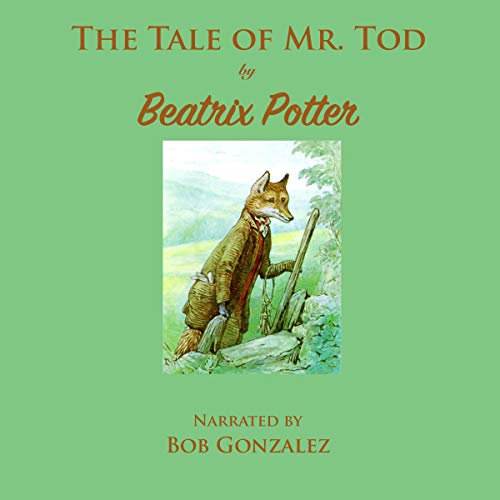 The Tale of Mr. Tod cover art