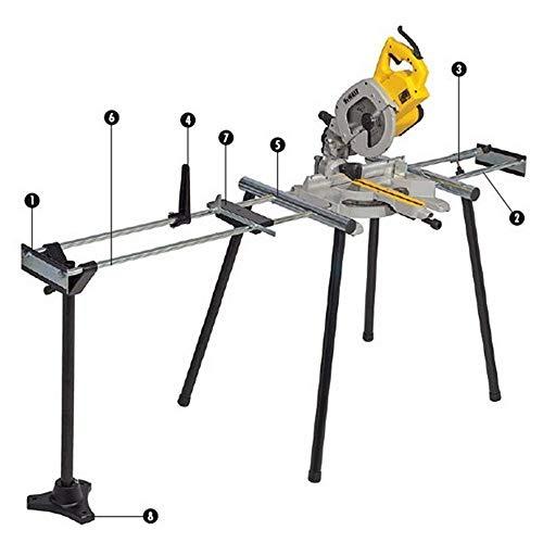 Dewalt DE3495-XJ Base de apoyo para material