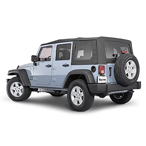 TACTIK Fabric Only Replacement Soft Top,...