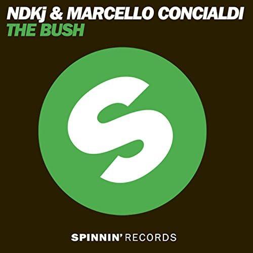 NDKj & Marcello Concialdi