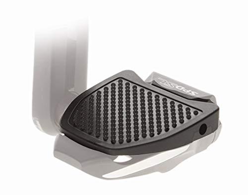 PP Pedal Plate | SL | Adaptador para Pedales compatibles con Shimano SPD-SL | No se Necesitan Cleats Adicional | Convierte Clipless en Pedales Planos | por Seguridad y Comodidad |