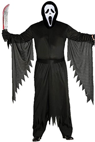 Disfraz de Asesino de Cine - Hombre, L, Halloween