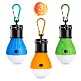 Winzwon Campinglampe, LED Camping Laterne, Tragbare...