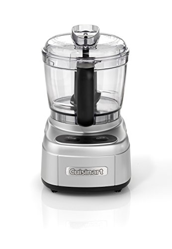 Cuisinart ECH4U Mini Prep Pro Mini Chopper And Food Processor, 900 ml Capacity, Silver