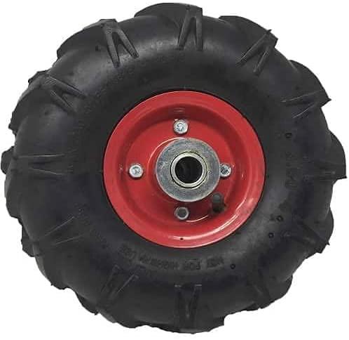 Em Home Tools - Ruedas de neumático con Tacos 26 cm