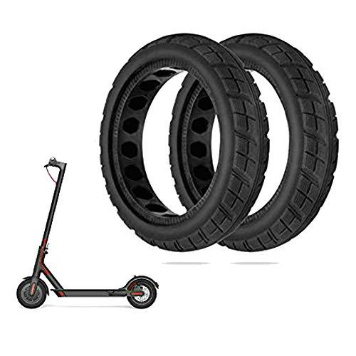potente para casa Neumático de repuesto de 2 piezas Neumático de repuesto para Xiaomi M365 y Pro Anti-Slip…