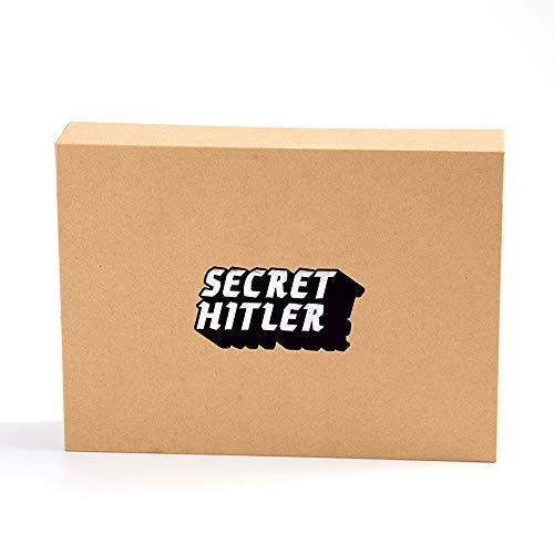 Molog Secret Hitler Juegos de Cartas Hitler Secreto (Version Basica)