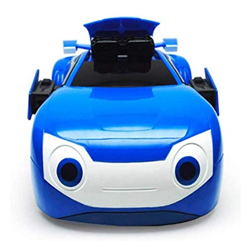 DH Toys Power Battle Watch Shooting Car Radio Control RC Cars Blue Wil TV Animation Character