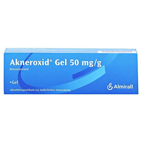 AKNEROXID 5 Gel 50 g