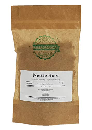 Herba Organica Grote Brandnetel Wortel – Urtica Dioica L / Nettle Root (50g)