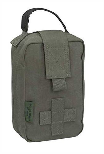 Warrior Personnel Rip Off Pouch Ranger Green