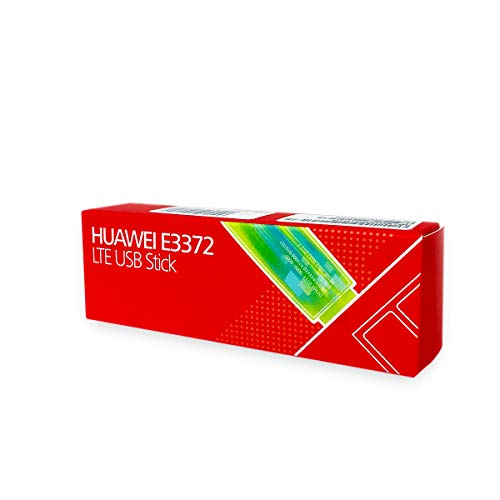 Huawei Surfstick, E3372H-320 LTE USB-Stick ( bis zu 150 Mbit/s) schwarz