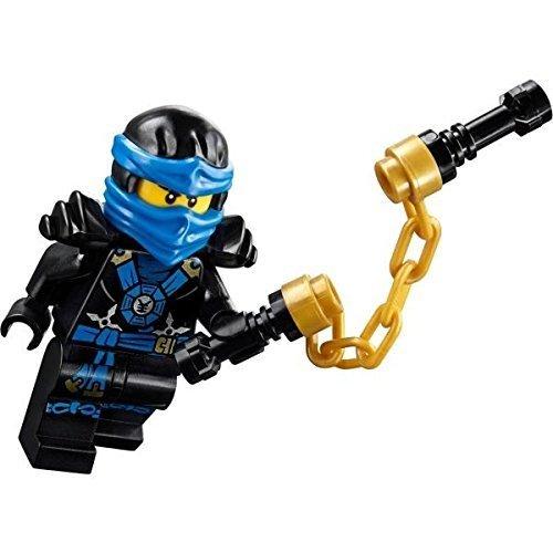 LEGO Ninjago Deepstone Minifigure - Jay with Nunchucks