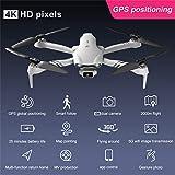 Iunser F10 5G 4K HD Cámara Drone Quadcopter para adultos y niños, Smart Return To Home, Rc Quadcopter con Altitude Hold Drone plegable para principiantes(5G)