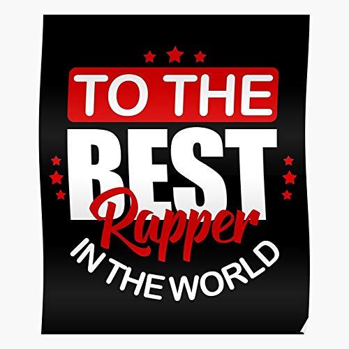 Rap Best Hip Lamar Kendrick Meme Rappers Hop Rapper Venta Música Decoración del Hogar Arte de la Pared Póster