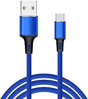 Snabb 2A batteriladdning USB-kabel ledning för alcatel 1SE (2020) SMARTPHONE/alcatel 1V (2020) SMARTPHONE