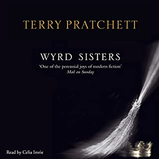 Wyrd Sisters cover art