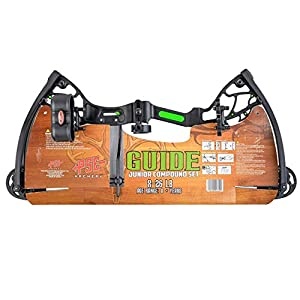 PSE Guide Heritage Youth Compound Bow Set Review