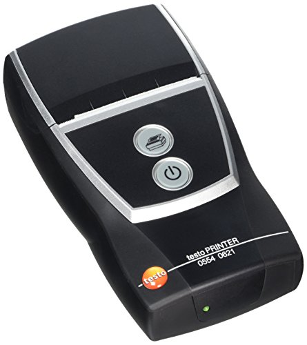 Testo SE & Co.KGaA 0554 0621 testo 330i Bluetooth/IRDA – Drucker