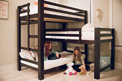 Sydney L-Shaped Triple Bunk Bed