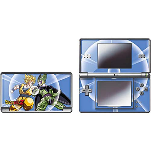 Skinit Dragon Ball Z Goku & Cell Skin for DS Lite - Officially Licensed Dragon Ball Z Gaming Decal - Ultra Thin, Lightweight Vinyl Decal Protection