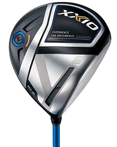 DUNLOP(ダンロップ) ゴルフ ドライバー XXIO ゼクシオ イレブン MP1100 シャフト カーボン メンズ 右 ネイビー ロフト角: 10.5度 フレックス:R ゴルフクラブ