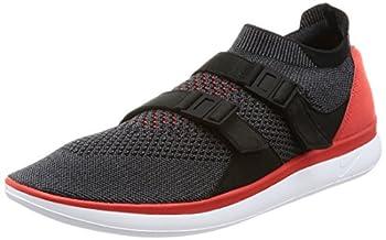 Nike Mens Air Soccer Racer Flyknit Red/Dark Grey  Size  11.5