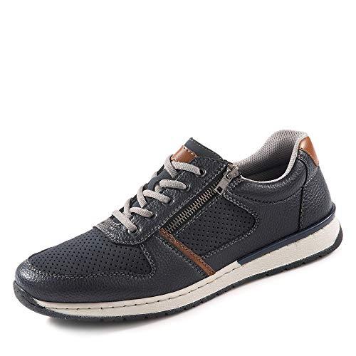 Rieker B5125 Herren Sneakers Navy, EU 43
