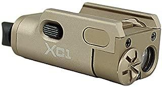 SUREFIRE XC1 タイプ LED ハンドガン ライト タクティカル レプリカ DE FL-XC1-DE