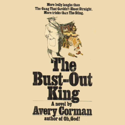 The Bust Out King audiobook cover art