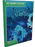 Game Flow Ma première Aventure, l'histoire Dont tu ES Le Tout Petit héros - La découverte de l'Atlantide