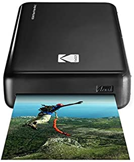 Kodak HD Wireless Portable Mobile Instant Photo Printer, Print Social Media Photos, Premium Quality Full Color Prints. Com...
