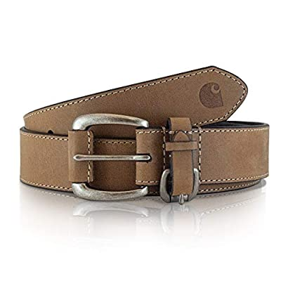 Carhartt Women's Signature Casual Belt, Equestrian Brown, XS
