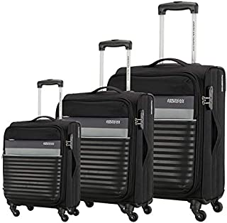 American Tourister Luggage Set Trolley Bags, 3 pcs