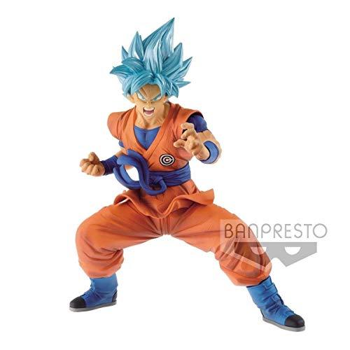 GOKU BLUE SUPER DRAGON BALL HEROES TRANSCENDENCE